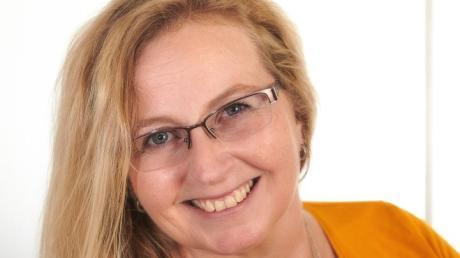 Michaela Hus will Bürgermeisterin in Kötz werden.