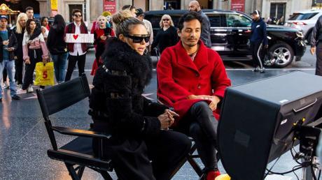 Heidi Klum und Fotograf Yu Tsai: Folge 7 von GNTM lief gestern, am 12.3.20. auf Prosieben.