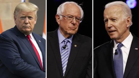 Ob nun Donald Trump, Bernie Sanders oder Joe Biden der nächste US-Präsident wird - eines steht fest: Mr. President ist künftig so alt wie noch nie in den USA.