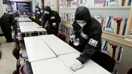 Südkorea handelt schnell und hat ein unschlagbares Früherkennungssystem gegen das Coronavirus.