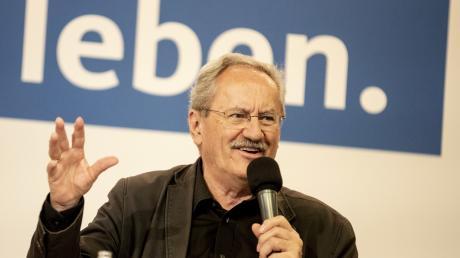 Der frühere SPD-Oberbürgermeister von München: Christian Ude.