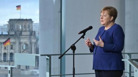 Die Bundeskanzlerin läuft in der Krise zur Hochform auf. Das zahlt sich aus: Die Wählerinnen und Wähler fassen wieder mehr Vertrauen in die CDU.