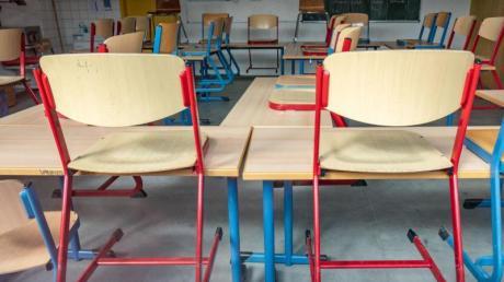In Bayern sind die Schulen bis 19. April geschlossen. Die Einschreibung an Grundschulen findet aber statt.