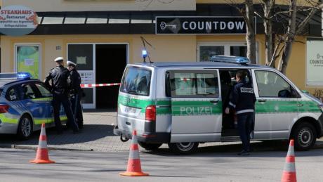 Im Kaufbeurer Ortsteil Neugablonz wurde ein Mann getötet.