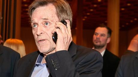 Wird Bernd Kränzle weiterhin die CSU-Fraktion führen?