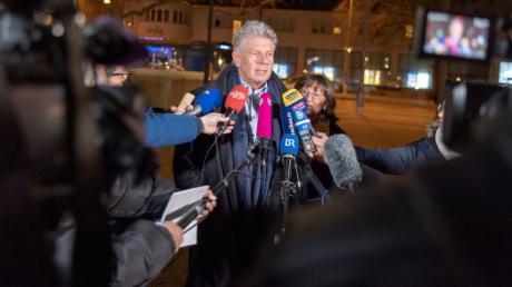 In München geht Dieter Reiter als klarer Favorit in die Stichwahl.