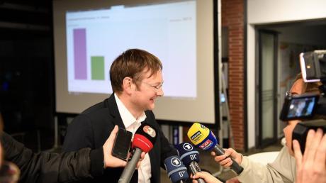 Hans Reichhart wird neuer Günzburger Landrat.