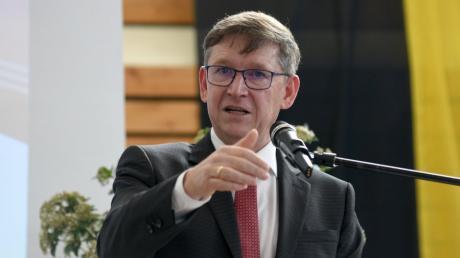 Weiter Landrat: Stefan Rößle (CSU)