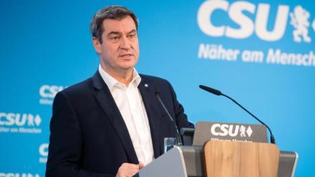 Bayern hat zum Schutz der Wirtschaft ein Hilfspaket in Höhe von zehn Milliarden Euro bereitgestellt.