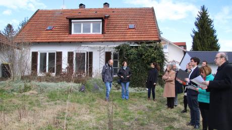 Gerichtstermin am Baderfeld: Eine Bebauung mit einem Doppelhaus und einem Einfamilienhaus ist auf diesem Grundstück möglich.