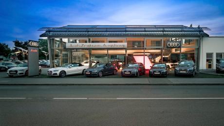 Das Audi Zentrum Augsburg ist die Adresse, wenn es um die Marke mit den vier Ringen geht.