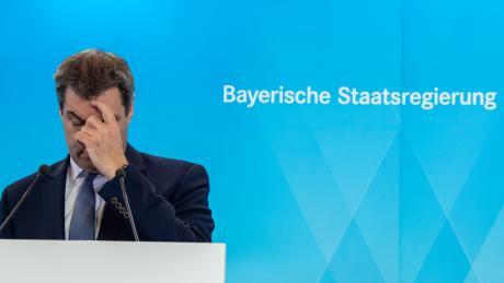 Markus Söder (CSU), Ministerpräsident von Bayern, hat auf einer kurzfristig anberaumten Pressekonferenz neue Maßnahmen in der Corona-Krise verkündet.