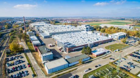 BSH, hier der Standort in Dillingen, hat im Zuge der Corona-Krise einen Produktionsstopp verkündet.