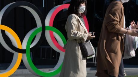 Die Olympischen Spiele in Tokio könnten abgesagt bzw. verschoben werden.
