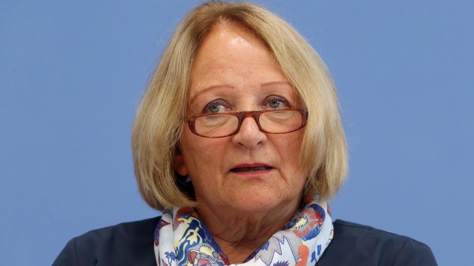 FDP-Politikerin Sabine Leutheusser-Schnarrenberger war von 1992 bis 1996 und von 2009 bis 2013 Bundesjustizministerin.