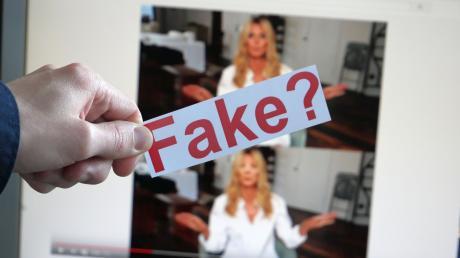 Deepfake-Videos können gefährlich werden, wenn man sie nicht mehr erkennt, sagt Journalistin Johanna Wild.