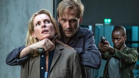 Mit einem Schreckensmoment für Charlotte Lindholm (Maria Furtwängler) und Anaïs Schmitz (Florence Kasumba) beginnt der neue Tatort aus Göttingen.