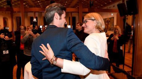 Geht es unter Augsburgs neuer Oberbürgermeisterin Eva Weber (CSU) im Stadtrat bald deutlich harmonischer zu?