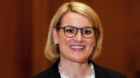 Eva Weber ist die neue Oberbürgermeisterin der Stadt Augsburg.