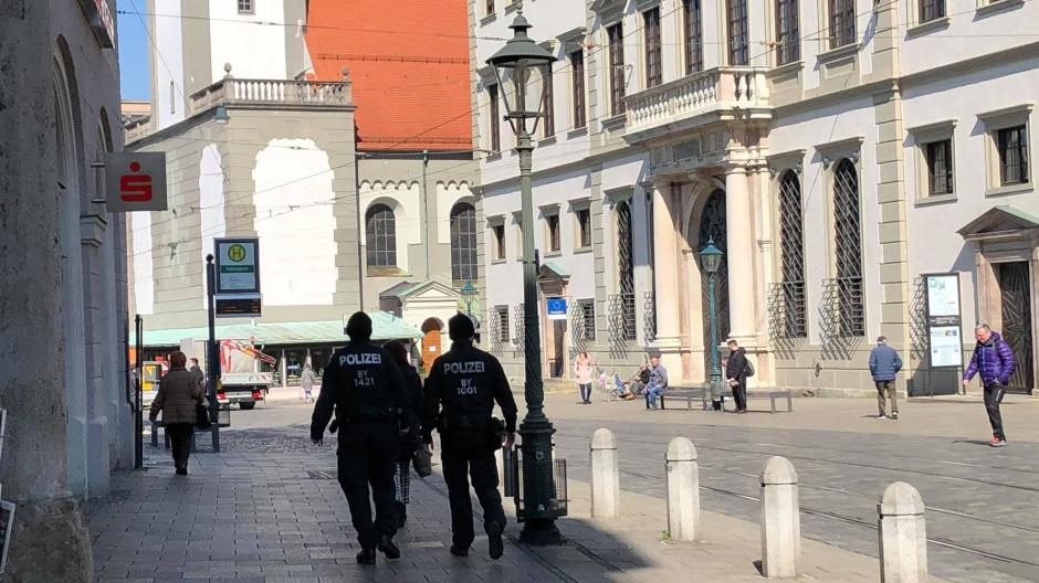 In Augsburg gibt es inzwischen 225 bestätigte Coronavirus-Fälle.