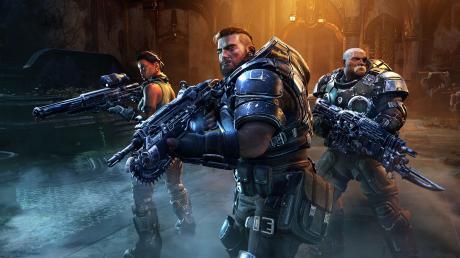 """""""Gears Tactics"""" ist bald auf dem PC spielbar. Hier die Infos zu Release, Gameplay und Trailer."""