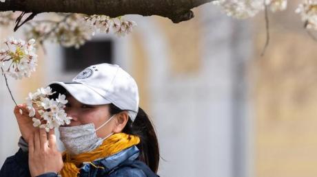 Dürfen die Menschen trotz der voraussichtlich sonnigen Ostertage nicht in die Natur?