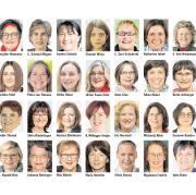 Frauen stellen im Landkreis Aichach-Friedberg nur einen kleinen Teil der gewählten Politiker.