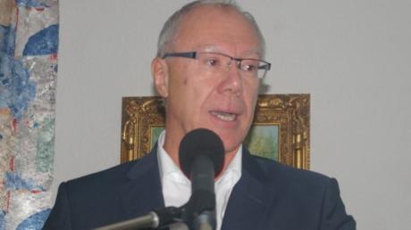 Kaspar Pfitzner, Geschäftsführer von Benevit, ist erleichtert. Gegenwärtig ist niemand im Wittislinger Seniorenheim mit dem Coronavirus infiziert.
