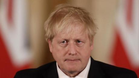 Der Zustand von Premier Boris Johnson hat sich verschlechtert.