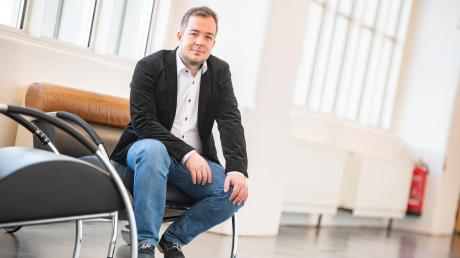 Sänger in der Zwangspause: Michael Etzel.