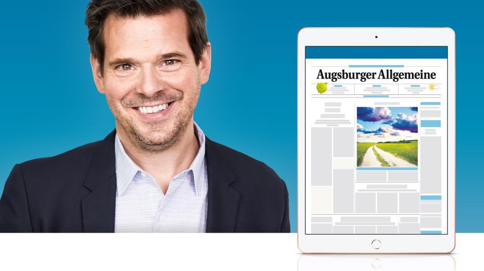Die Zeitung von morgen schon heute: Unser e-Paper erscheint seit Kurzem auch am Abend.