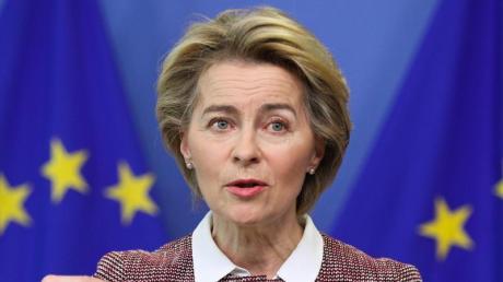 Ursula von der Leyen hofft auf mehr Geld für die EU.