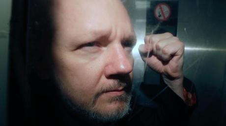 Im Bemühen um eine Freilassung von Julian Assange hat sich nun dessen Partnerin eingeschaltet (Archiv).