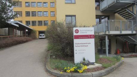 Im Burtenbacher Schertlinhaus gibt es mehrere Corona-Infizierte, wie am Freitag bestätigt wurde.