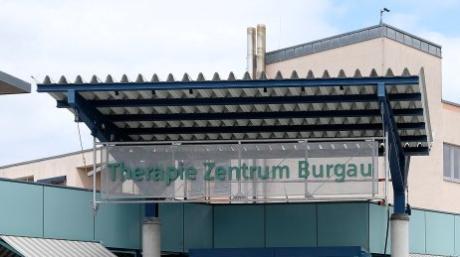 Neue Patienten werden im Therapiezentrum in Burgau nur unter bestimmten Voraussetzungen aufgenommen.