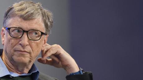 Bill Gates ist in den Fokus von Verschwörungstheoretikern geraten.