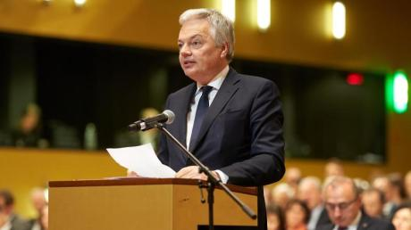 EU-Justizkommissar Didier Reynders erhöht den Druck auf Polen wegen der umstrittenen Justizreform.