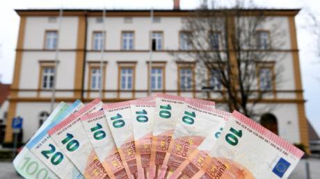 Burgau hat für den Haushalt viel Geld eingeplant.