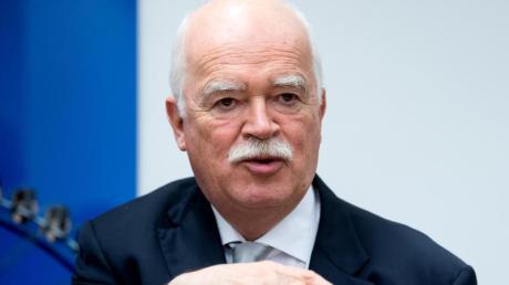 Gauweiler hält wenig vom Modernisierungskurs der Union.
