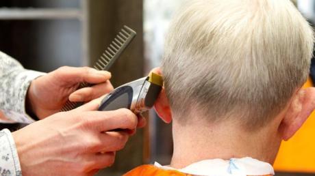 Ein Friseurbesuch ist wieder möglich.
