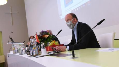 Am Mittwoch sprach Martin Sailer ohne Schutzmaske und nahm kein Blatt vor den Mund.