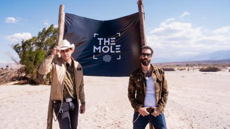 """""""The Mole"""", Folge 7: Gestern Abend lief das Halbfinale der Sendung."""