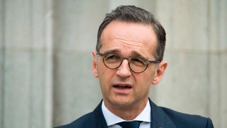 Sorgenfalten wegen Corona? Außenminister Heiko Maas spricht im Interview über die Herausforderungen der EU-Ratspräsidentschaft, die Deutschland am 1. Juli übernimmt.