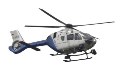 Die Polizei hat in Freihalden nach einer Frau gesucht, die um Hilfe gerufen hatte. Auch ein Hubschrauber kam zum Einsatz.