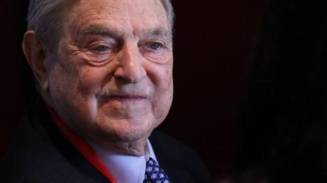 George Soros hat schon viele Krisen erlebt. Doch das Coronavirus hat auch seine Welt durcheinandergewirbelt.