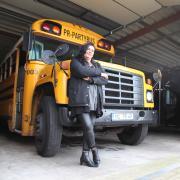 """Hier bekommen Sie einen Überblick über die """"Bus Babes""""."""