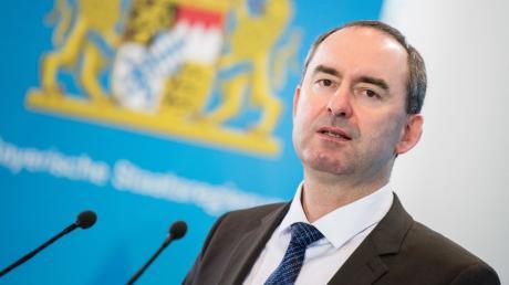 Informiert heute über die Ergebnisse aus dem bayerischen Ministerrat: Wirtschaftsminister und Vize-Ministerpräsident Hubert Aiwanger.