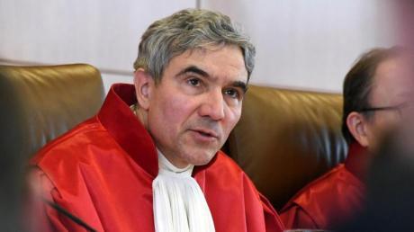 Stephan Harbarth wird neuer Präsident des Bundesverfassungsgerichts.