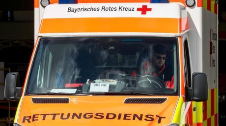 In Lutzingen ist es zu einem schweren Verkehrsunfall gekommen.