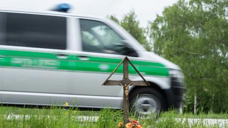 Die Zahl der Verkehrstoten in Bayern ist 2020 auf den niedrigsten Stand seit 60 Jahren gefallen. 541 Menschen starben auf den Straßen des Freistaats.